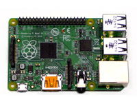 Raspberry Pi 1 model B+ image