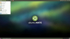 Ubuntu MATE for Raspberry Pi